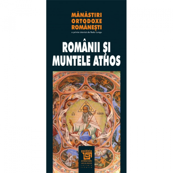 Manastiri ortodoxe romanesti - Romanii si Muntele Athos [0]