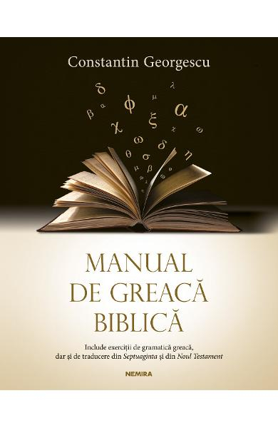 Manual de greaca biblica de Constantin Georgescu 0