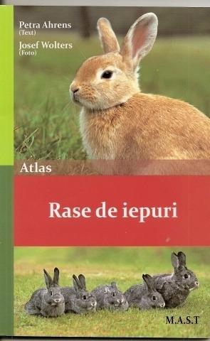 Rase de iepuri, atlas de PETRA AHRENS [0]