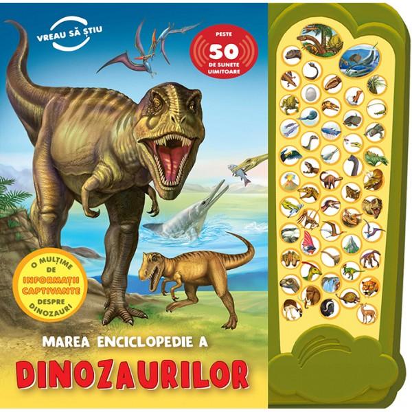 Marea enciclopedie a dinozaurilor 0