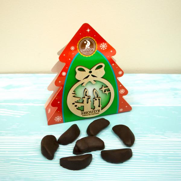 "Marmelada in ciocolata ""Candles"" - SHOUD'E natural sweets [1]"