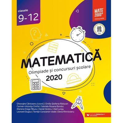 Matematica de Gheorghe Cainiceanu 0
