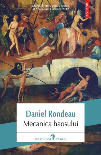 Mecanica haosului de Daniel Rondeau 0
