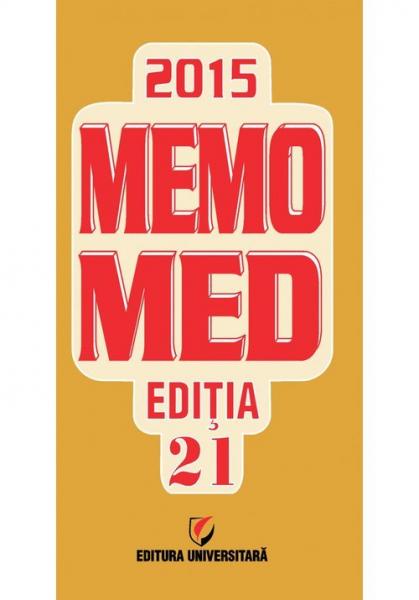 Memomed 2015 - Editia 21 de Dumitru Dobrescu [0]