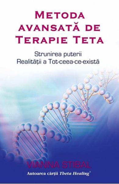 Metoda avansata de terapie Teta de Vianna Stibal 0