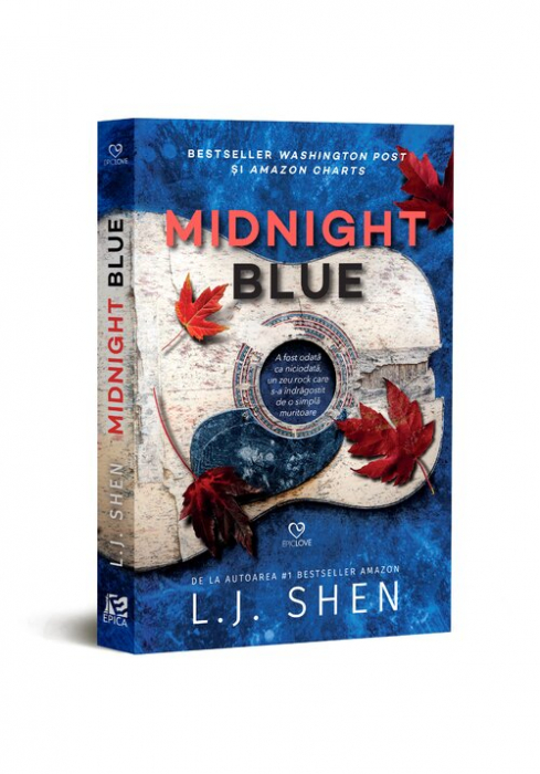 Midnight Blue de L.J. Shen [0]
