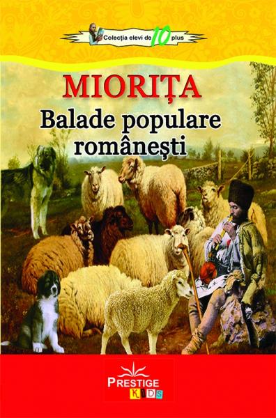 Balade populare romanesti - Miorita 0