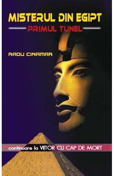 Misterul din Egipt - Primul tunel de Radu Cinamar 0