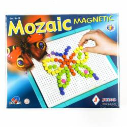 Mozaic magnetic JUNO [0]