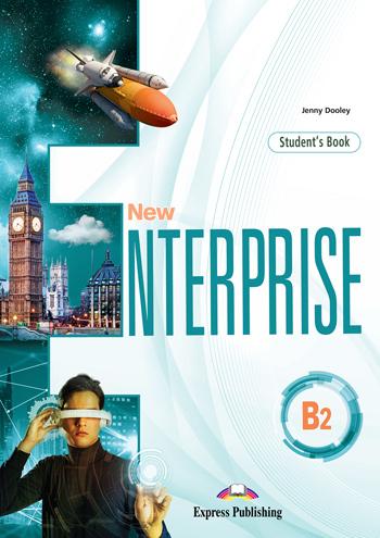 Curs lb. engleza New Enterprise B2 audio CD la manual (set 4 cd-uri) 0