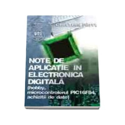 Note de aplicatie in electronica digitala Cristian Pirvu 0