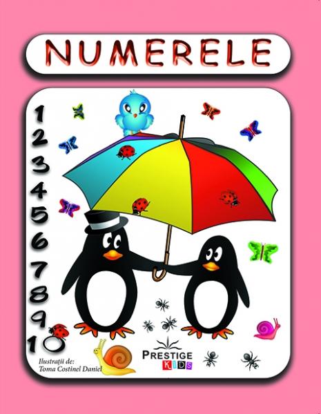 Numerele - cartonat 0