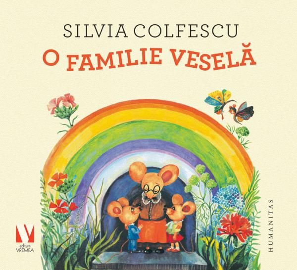 O familie vesela  de Silvia Colfescu 0
