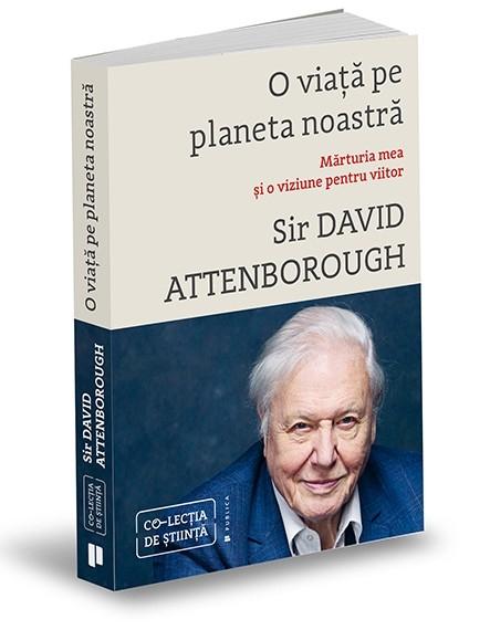 O viata pe planeta noastra de David Attenborough 0
