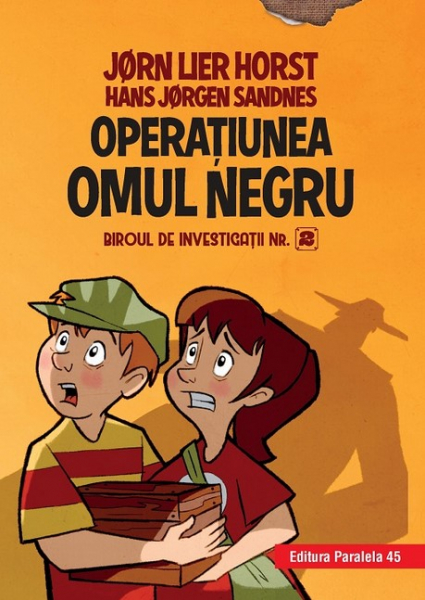 Operatiunea Omul Negru. Biroul de investigatii nr. 2 0