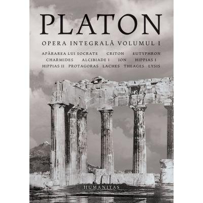 Opera integrala. Volumul I de Platon [0]