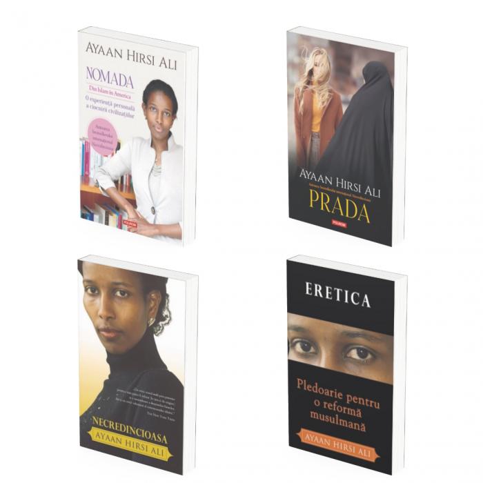 Pachet Autor Ayaan Hirsi Ali [0]