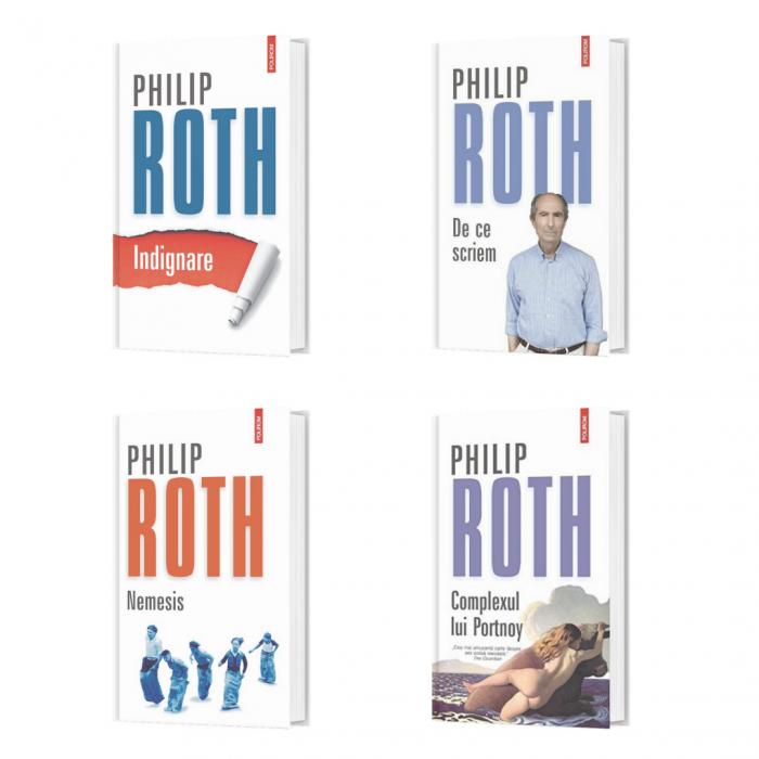 Pachet Philip Roth [0]