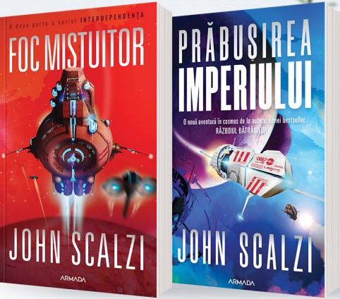 Pachet Seria Interdependenta de John Scalzi [0]