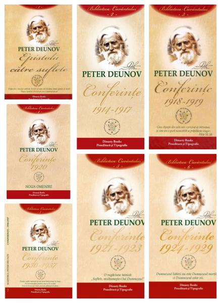 Pachet Special Biblioteca Cuvantului de Peter Deunov [0]