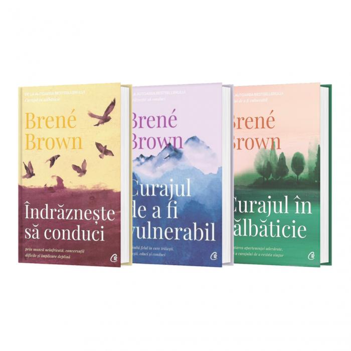 Pachet Special Brene Brown [0]