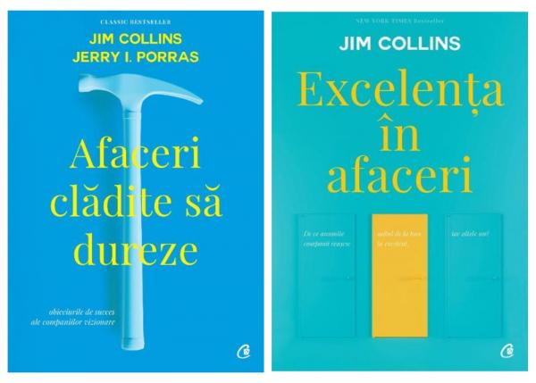 Pachet Special Jim Collins 0