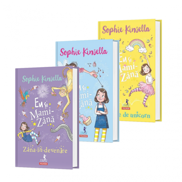 Pachet Special Sophie Kinsella [0]