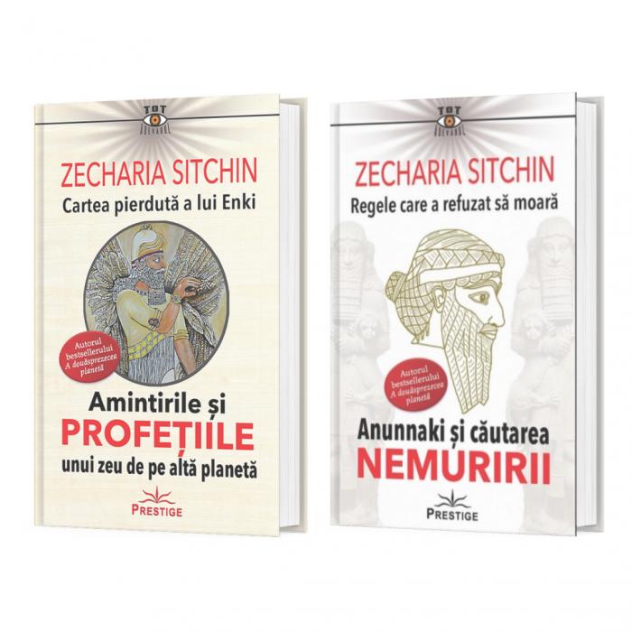 Pachet Special Zecharia Sitchin [0]