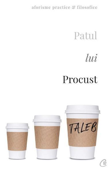 Patul lui Procust de Nassim Nicholas Taleb 0