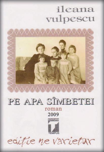 Pe apa sambetei de Ileana Vulpescu 1