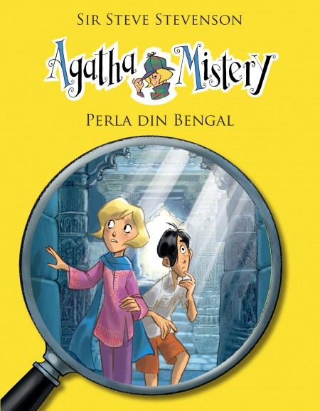 Agatha Mistery: Perla din Bengal 0