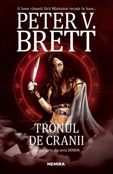 tronul de cranii seria demon de peter v brett [0]