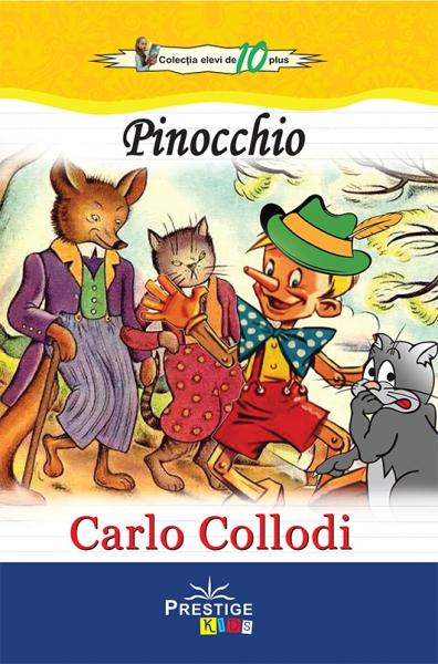 Pinocchio - Carlo Collodi 0