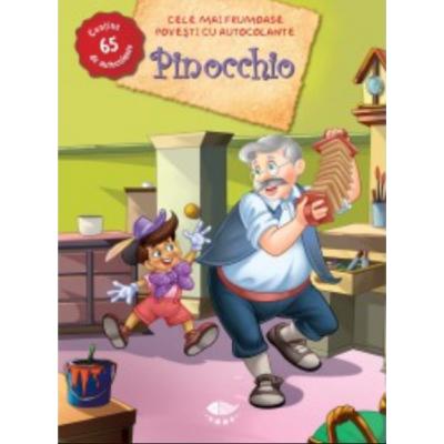 Pinocchio. Autocolante [0]