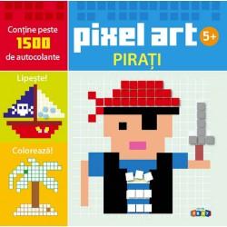 Pixel art. Pirati 0