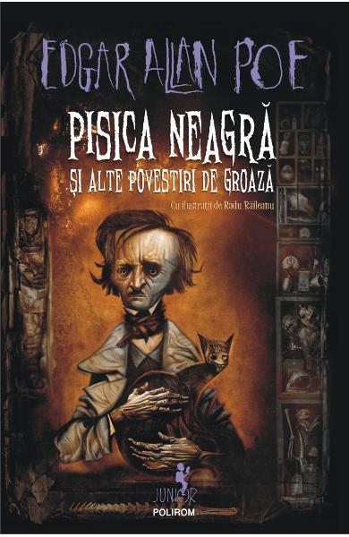 Pisica neagra si alte povestiri de groaza de Edgar Allan Poe 0