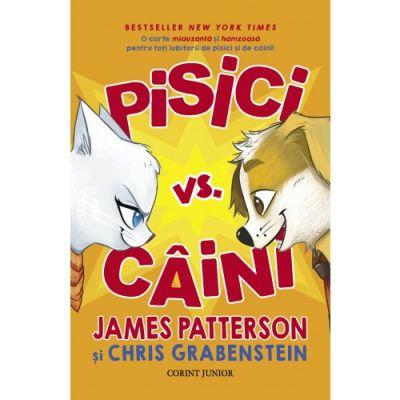 Pisici vs. Caini de James Patterson [0]