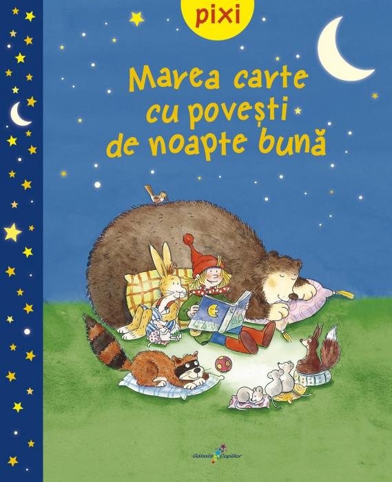 Pixi Marea carte cu povesti de noapte buna de *** [0]