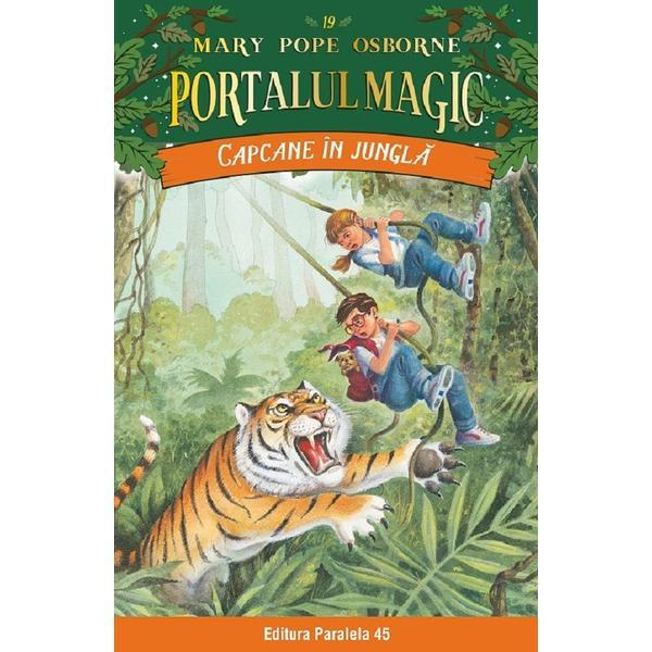 Capcane in jungla. Portalul Magic nr. 19 de Mary Pope Osborne [0]