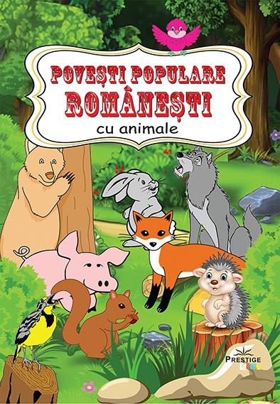 Povesti populare romanesti cu animale [0]