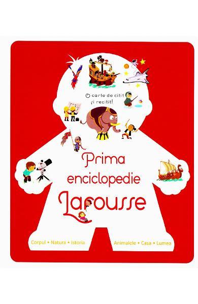 Prima enciclopedie Larousse 0