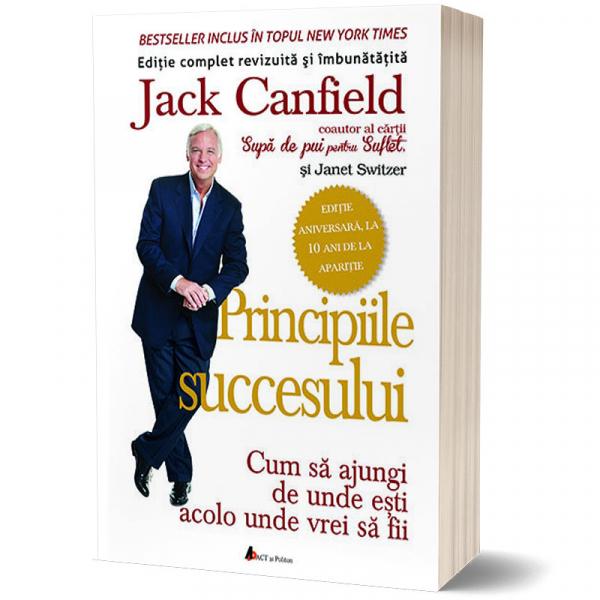 Principiile succesului de Jack Canfield 0