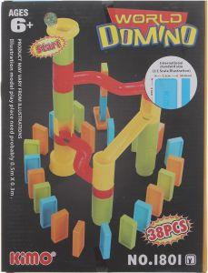 Josca Bulding Create Blocks 62 Pcs For Kids - UNISEX, Multi Color [0]