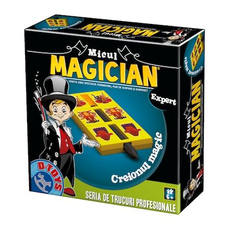 Micul magician.Creionul magic #71460 [0]