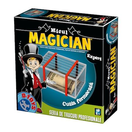 Micul magician.Cutia fermecata #71507 [0]