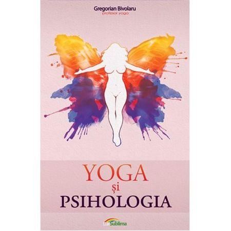 Yoga si psihologia de Gregorian Bivolaru 0