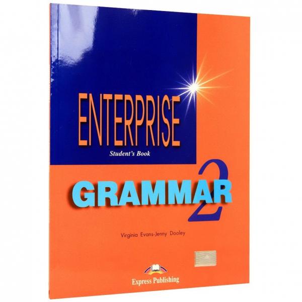 Enterprise Grammar 2, Student's Book (Curs de limba engleza pentru clasa VI-a ) de Jenny Dooley, Virginia Evans [0]