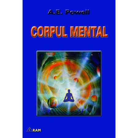 Corpul mental de Arthur E. Powell 0