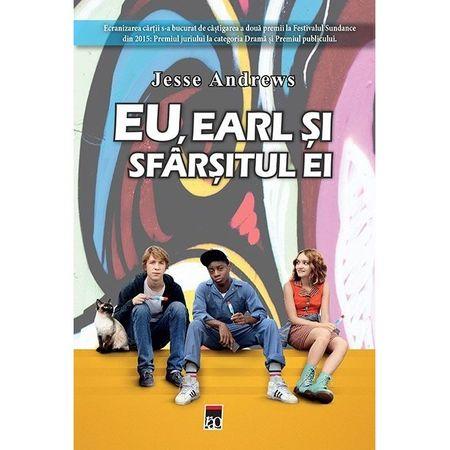 Eu, Earl si Sfarsitul ei de Jesse Andrews 0