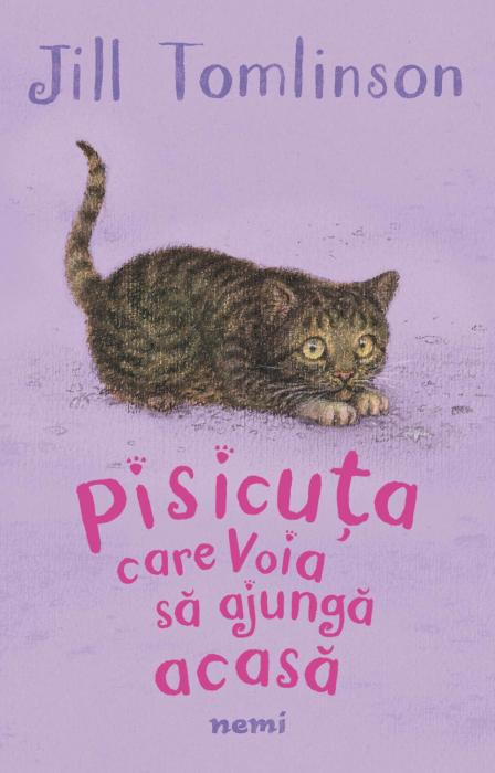 Pisicuta care voia sa ajunga acasa de Jill Tomilson [0]